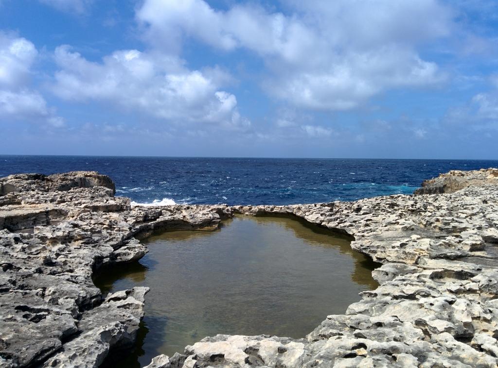 Yavru Ada, Gozo