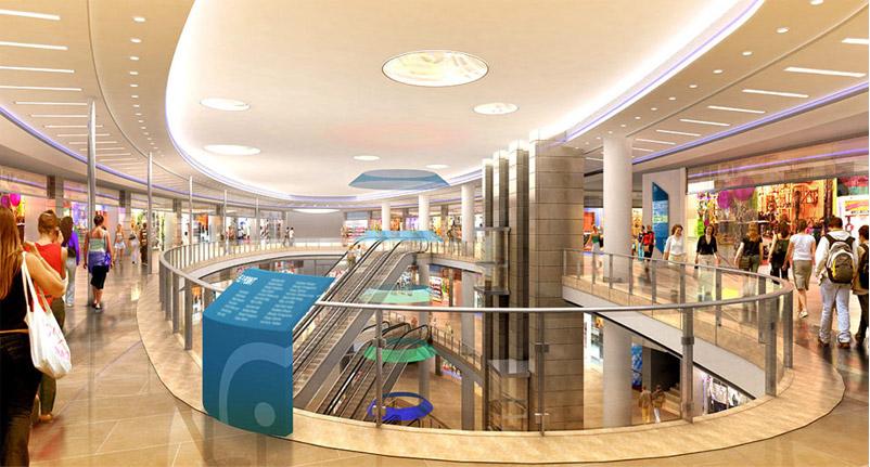 Tigne-POint-mall