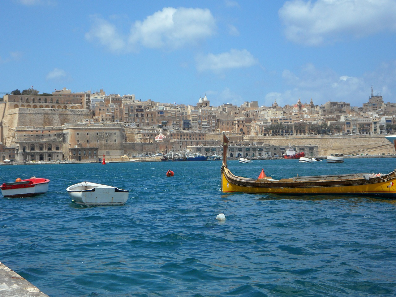 Baskent Valletta