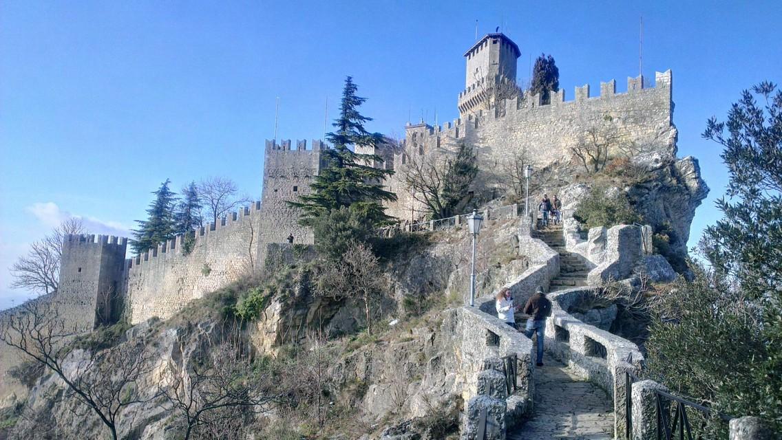 Baska Bir Kucuk Ulke: San Marino