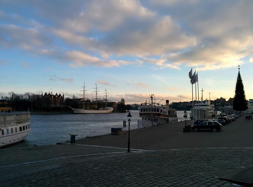 Kopruler Kenti, Stockholm