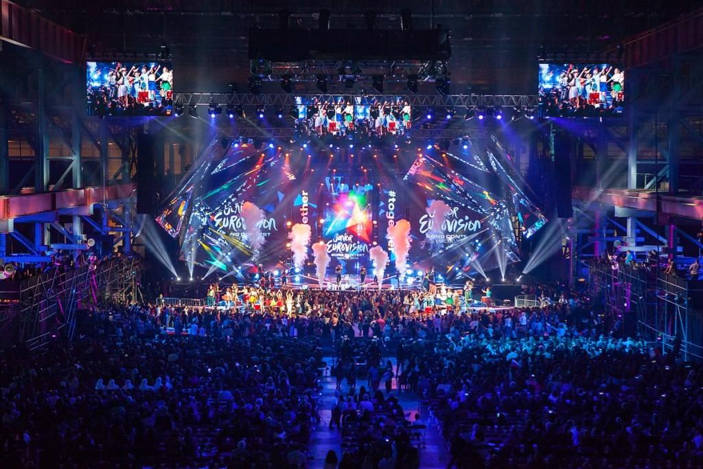 Junior-Eurovision-Group-Number-2014-Malta